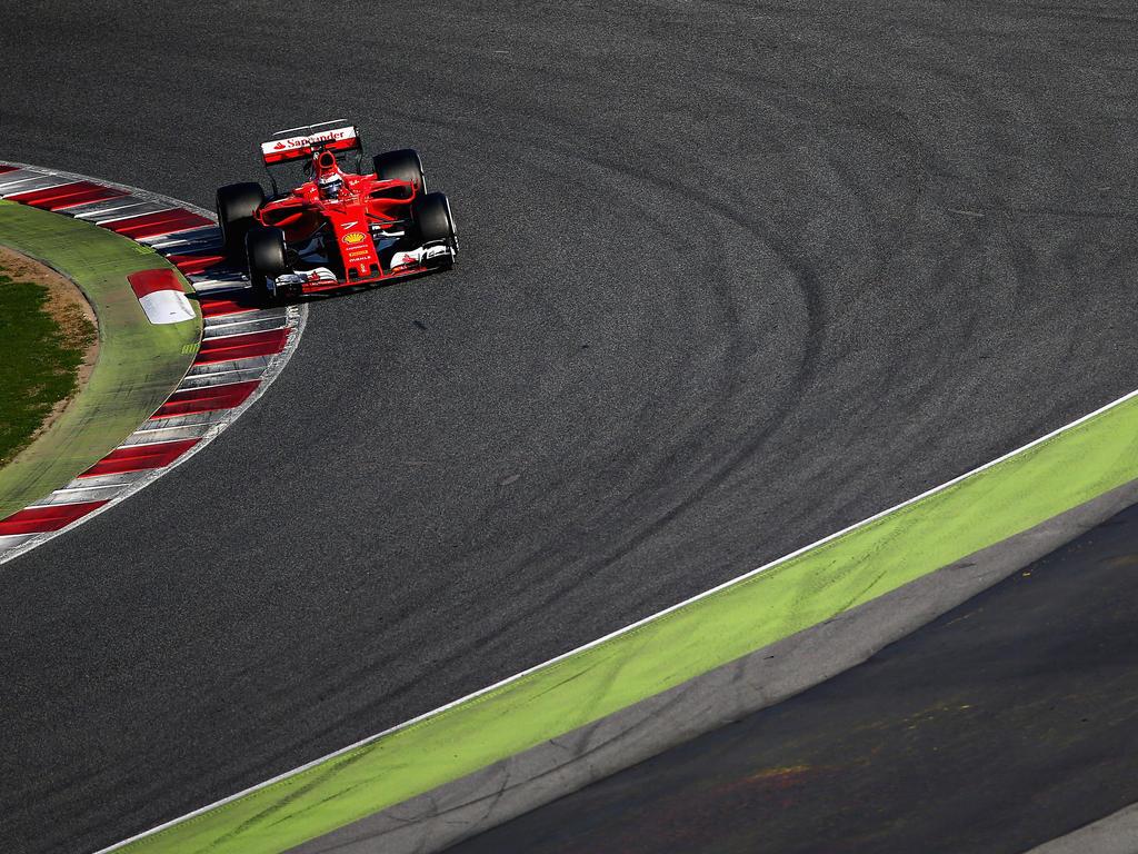 Hätte Sebastian Vettel in Barcelona noch viel schneller fahren können?
