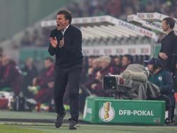 Dieter Hecking zeigt gehörigen Respekt vor Mainz 05