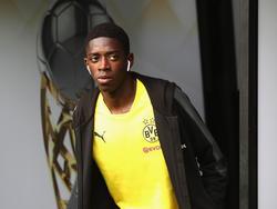 Ousmane Dembélé soll sich angeblich mit dem FC Barcelona geeinigt haben