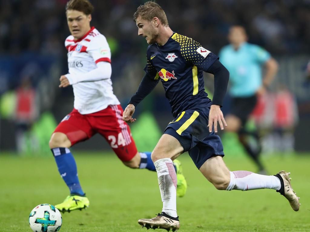 Real Madrid an Leipzig-Star dran