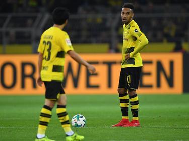 El Borussia está viviendo un momento malo. (Foto: Getty)