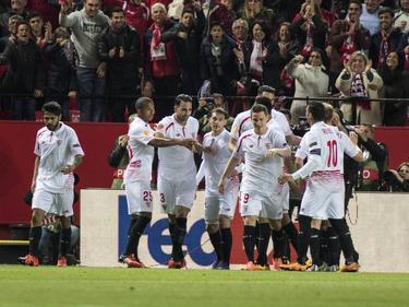 Tras las finales de 2014 en Turín y de 2015 en Varsovia, el Sevilla quiere defender el título. (Foto: Imago)