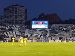 Die Fans von Partizan dürfen den bereits 26. Meistertitel feiern
