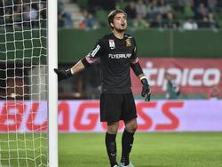 Andreas Leitner verlängerte seinen Vertrag vorzeitig