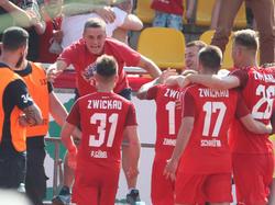 Liga-Neuling Zwickau hat - wie alle anderen Klubs der 3. Liga - kräftig auf dem Transfermarkt zugeschlagen.