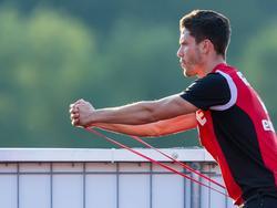 Jonas Hector ist beim FC ins Training eingestiegen