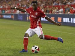 David Alaba drängt beim FCB in eine Führungsrolle
