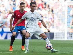 Cristiano Ronaldo ist auf dem Weg zu alter Stärke