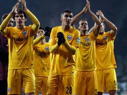 Eintracht Frankfurt will auch gegen Hoffenheim drei Punkte holen