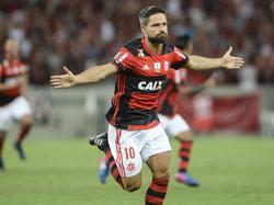 Diego erlebt bei Flamengo seinen zweiten Fußballfrühling