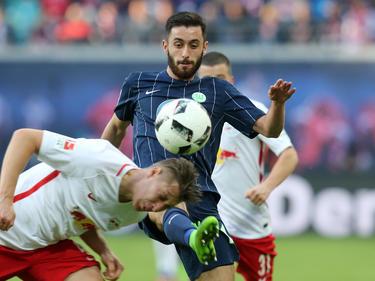 Yunus Mallı wechselte im Winter von Mainz nach Wolfsburg