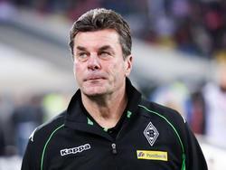 Dieter Hecking setzt auf mehrere Führungsspieler
