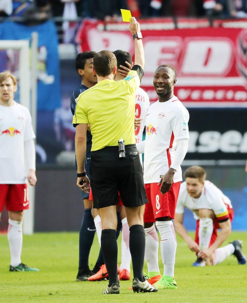 Platz 5: Naby Keïta (RB Leipzig)