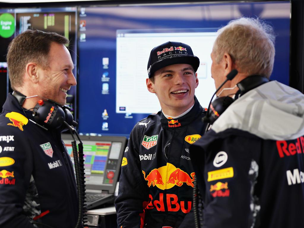 Lachen Max Verstappen und Helmut Marko am Ende doch noch am besten?
