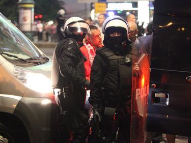 Polnische Randalierer wuren in Dänemark festgenommen