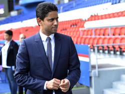 Nasser Al-Khelaifi muss das Financial Fair Play der UEFA beachten
