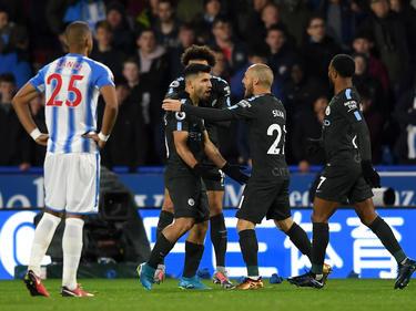 Manchester City eilt von Sieg zu Sieg
