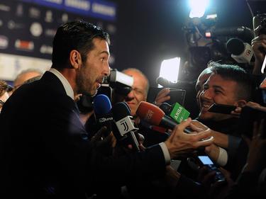 Große Ehre: Buffon ist Italiens Sportler des Jahres