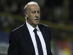 Vicente del Bosque ist der Trainer der spanischen Nationalmannschaft
