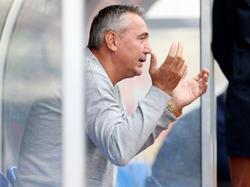 Peter Pacult und der NK Zavrč gehen wieder getrennte Wege