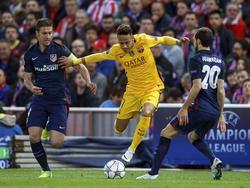 Das Duell Barcelona gegen Atlético Madrid bedeutet stets Spannung