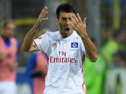 Emir Spahić fällt gegen Köln aus