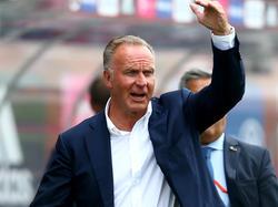 Karl-Heinz Rummenigge verspricht dem FC Ingolstadt eine Prämie