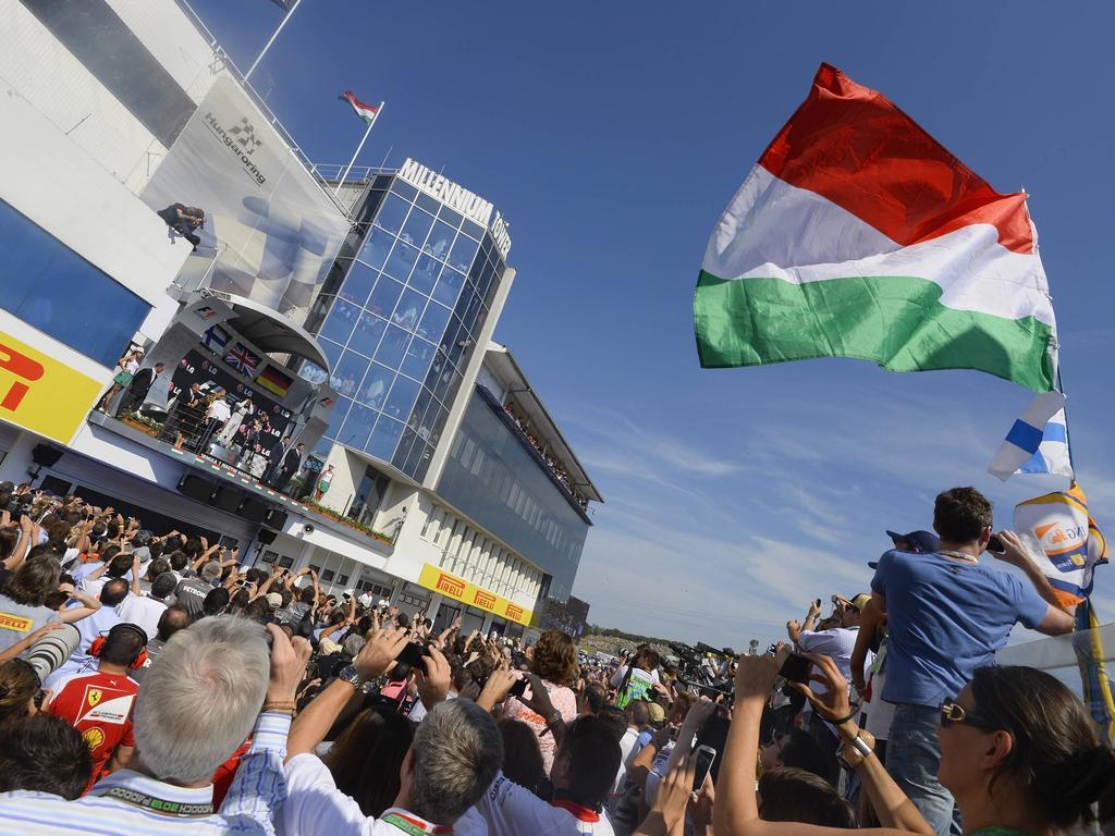 Hungaroring, Ungarn