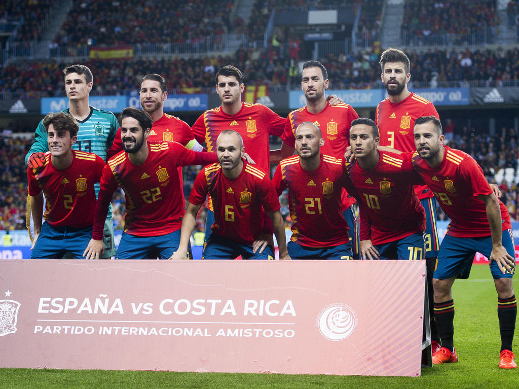 Nations League A » Noticias » Liga de Naciones: España ...