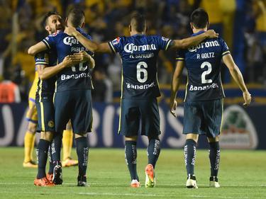 El CF América tiene doce puntos en el Grupo 5 de Copa. (Foto: Imago)