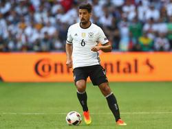 Sami Khedira gilt als wichtige Führungsfigur im Team von Joachim Löw