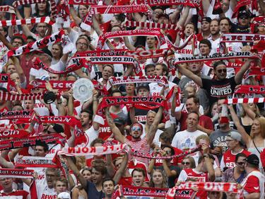 Fans des 1. FC Kölns sorgten für Verzögerungen