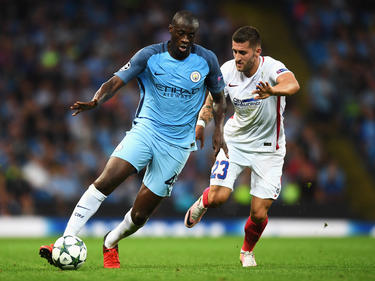 El futuro de Yaya Touré en el City parece incierto. (Foto: Getty)