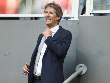 Edwin van der Sar darf sich bei Ajax über eine neue Position freuen