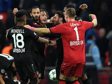 Bayer Leverkusen feiert einen wichtigen 1:0-Sieg in London