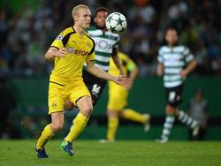 Sebastian Rode hofft auf eine Rückkehr gegen Bayern