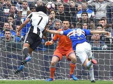 Juventus siegte 1:0 gegen Sampdoria