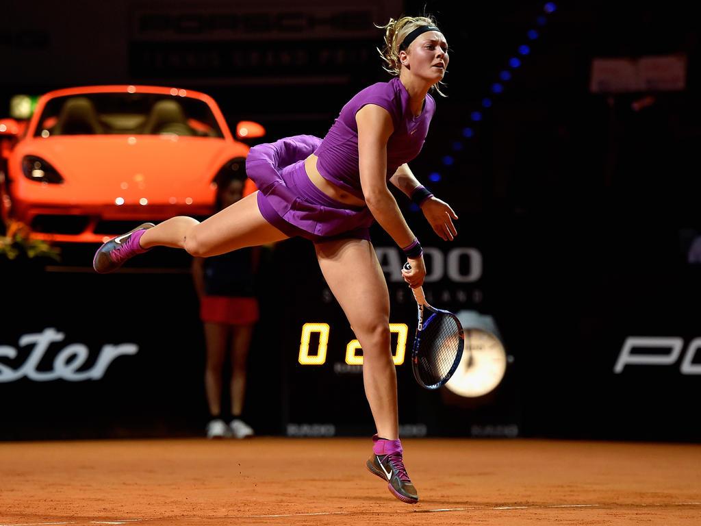 Platz 76 (▼1): Carina Witthöft - 794 Punkte