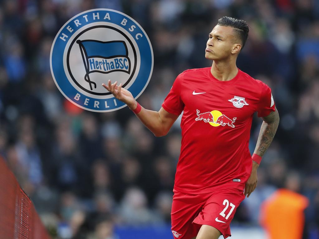 Fußball: Bericht: Leipzigs Selke vor Wechsel zu Hertha BSC
