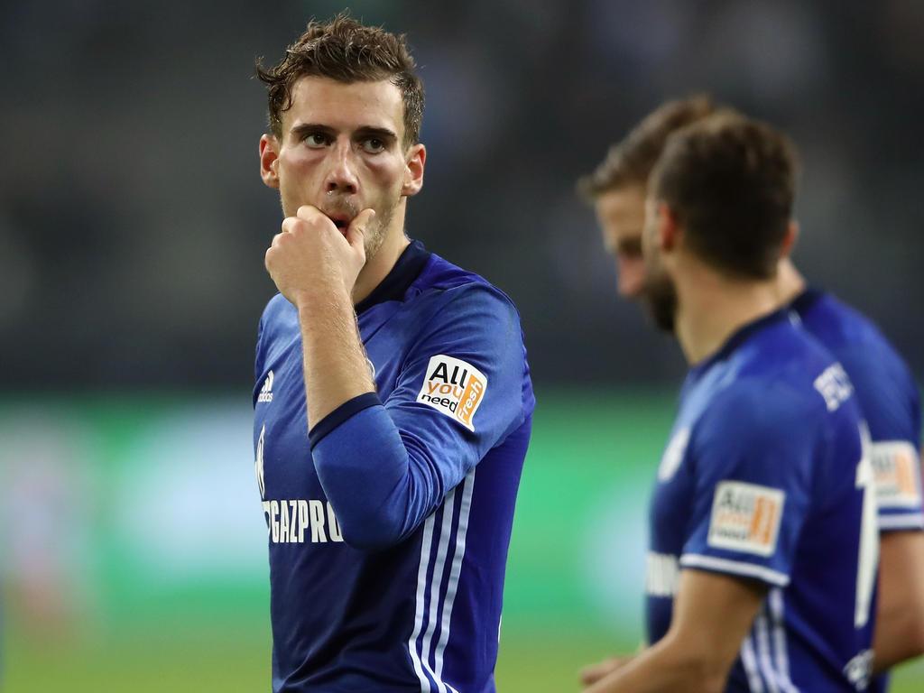 Schalke auch gegen Augsburg ohne Goretzka
