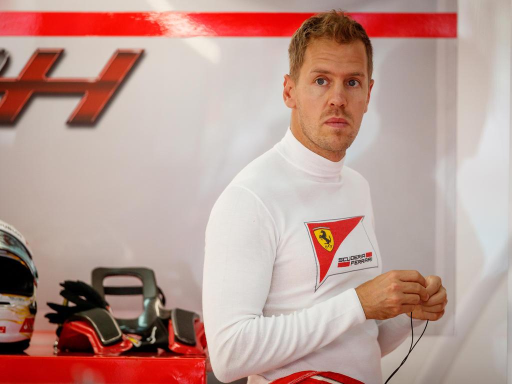 Pole Position für Hamilton - Debakel für Vettel