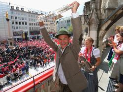 Joshua Kimmich ist die Entdeckung der Saison im Bayern-Kader