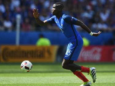 Paul Pogba könnte demnächst im Old Trafford auflaufen