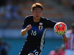 Takuma Asano schnürt die Schuhe künftig für den VfB Stuttgart