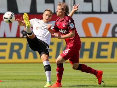 Die Roten Teufel hatten gegen den SV Sandhausen keine Chance