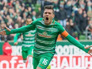 Zlatko Junuzović erzielte ein Traumtor für Werder Bremen