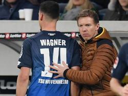 Mit pfiffen quittiert: Der wechselwillige Sandro Wagner hat sich den Unmut der Hoffenheim Fans zgezogen