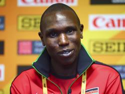 Geoffrey Kipsang Kamworor