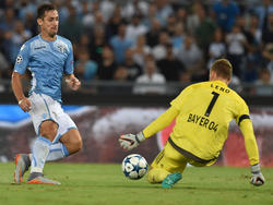 Miroslav Klose könnte bald wieder in Deutschland stürmen