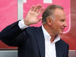 Karl-Heinz Rummenigge ist verärgert über die Vermarktung der Nationalmannschaft